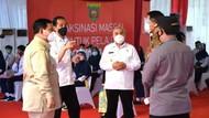 Gubernur Kaltim Ngaku Sudah Suntik Booster Moderna ke Jokowi