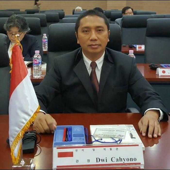 Ketua PHRI Jatim Dwi Cahyono