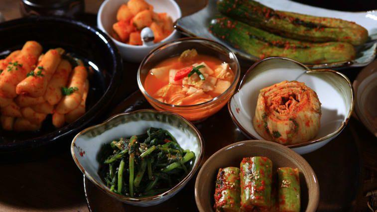 Kimchi dan Xinqi