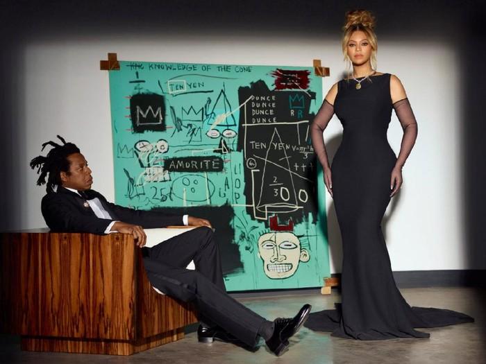 Lukisan langka Jean-Michel Basquiat