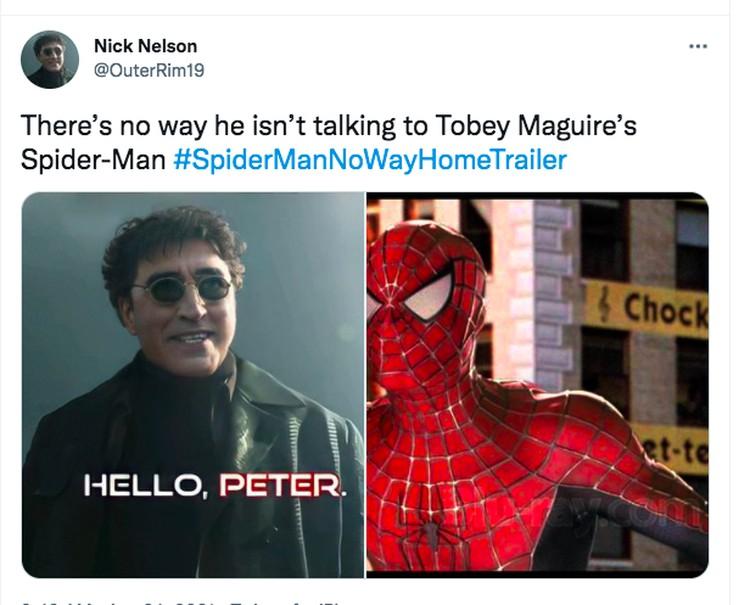Meme Spiderman