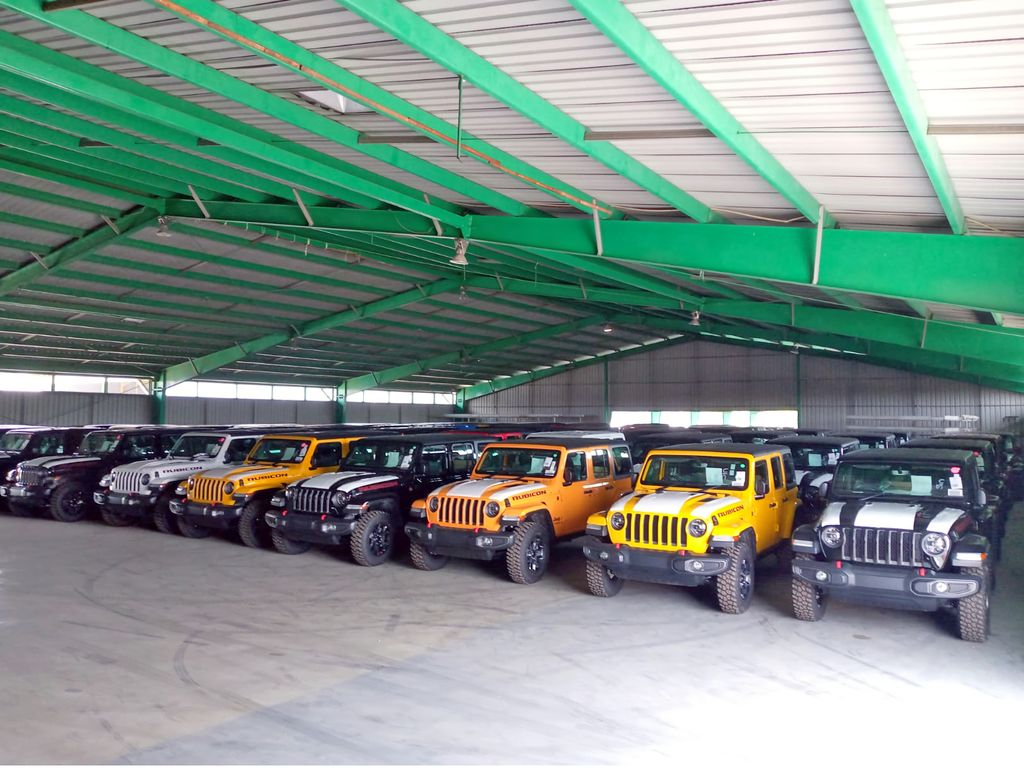 Mobil Jeep Model 2021 Mendarat di Indonesia