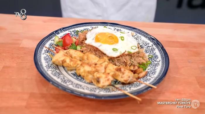 Nasi Goreng Indonesia Jadi Tantangan Masak di MasterChef Turki