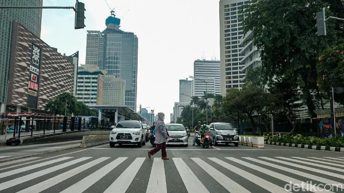 PPKM DKI Jakarta Turun Level 3, Ini Aturan Terbarunya