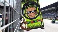 Hasil Free Practice 3 MotoGP San Marino 2021: Valentino Rossi dan Marquez Jatuh