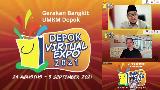 Bangkitkan UMKM, Pemkot Gelar Depok Virtual Expo 2021 Bareng Shopee