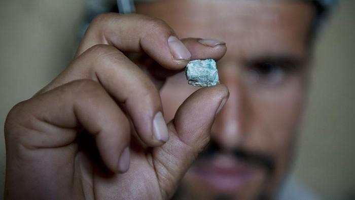 Zamrud Afghansitan yang Jadi Rebutan