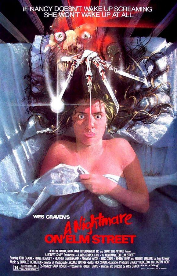 Film A Nightmare on Elm Street yang dibintangi Johnny Depp.