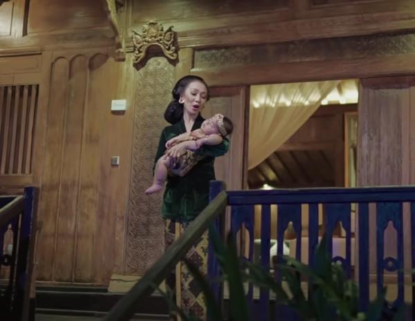 Yang terakhir adalah lagu daerah Tak Lelo Lelo Ledung dari Jawa Tengah. Bagaimana menurutmu? (Youtube/Wonderland Indonesia)