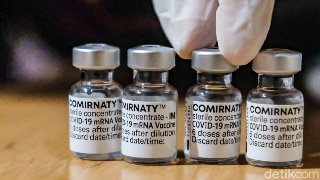 Viral Satgas Covid-19 Depok Typo Vaksin Pfizer Jadi Frizer