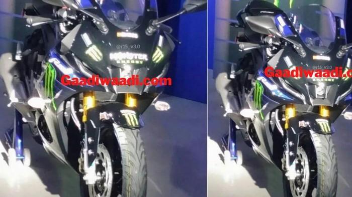 Bocor penampakan calon Yamaha R15 terbaru
