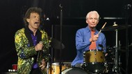 Rolling Stones Tur Tanpa Charlie Watts untuk Pertama Kali