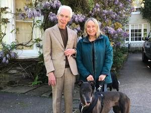 Foto Terakhir Charlie Watts dan Istri, Tetap Mesra Setelah 57 Tahun Menikah