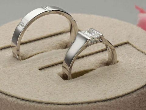 Cincin pernikahan Lesti Kejora & Rizky Billar