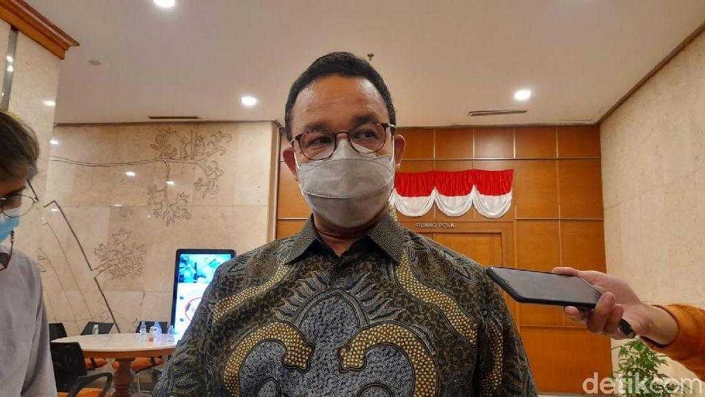 Hakim Kabulkan Gugatan Polusi Udara, Anies Tak Akan Banding