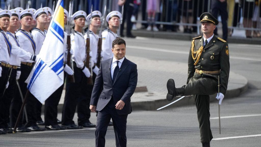 UU Anti-Oligarki Ukraina Pisahkan Negara dari Cengkeraman Pengusaha