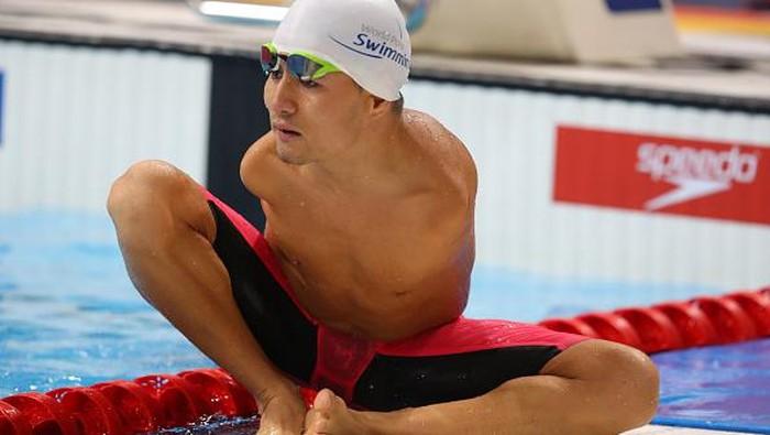 Sosok Abbas Karimi mencuri perhatian publik. Atlet renang itu diketahui jadi satu-satunya atlet asal Afghanistan yang akan berlaga di Paralimpiade Tokyo 2020.