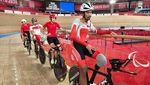 Jelang Paralimpiade Tokyo 2020, Fadli Geber Latihan