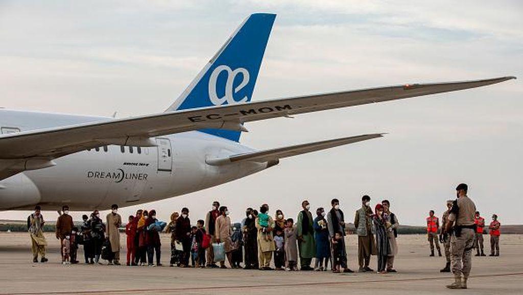 Belgia Akhiri Evakuasi dari Afghanistan, 1.100 Orang Telah Diterbangkan
