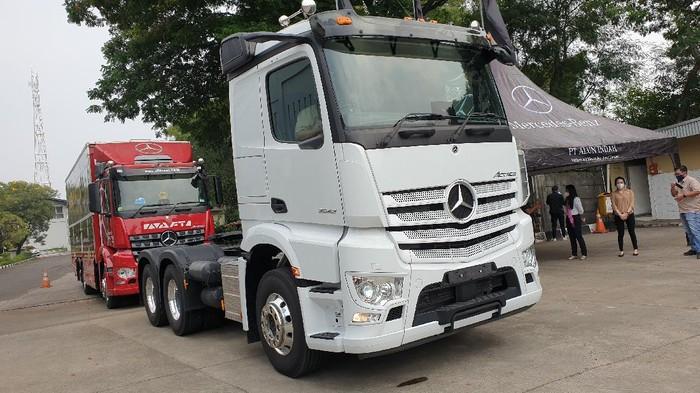 Mercedes-Benz Actros 2642