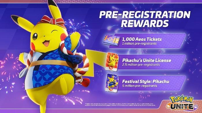 Pokemon Unite akan Rilis di Android dan iOS pada 22 September
