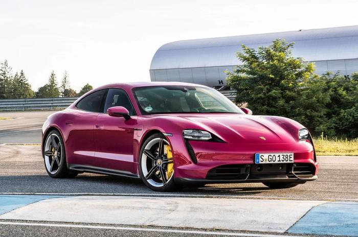 Porsche New Taycan