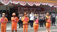 Senangnya PPSU Tebet Dapat Voucher dari Polisi: Ngebantu Banget