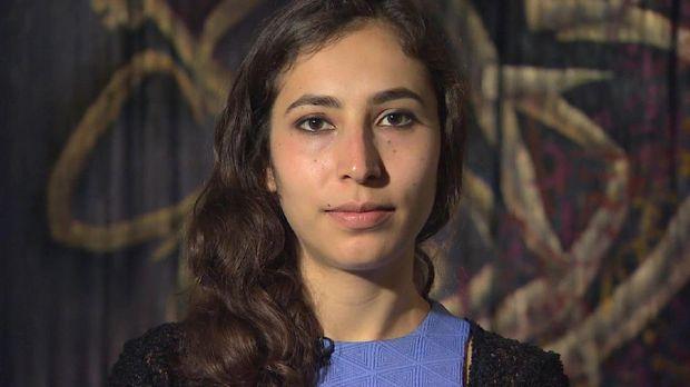 Seniman Afghanistan yang Mendunia