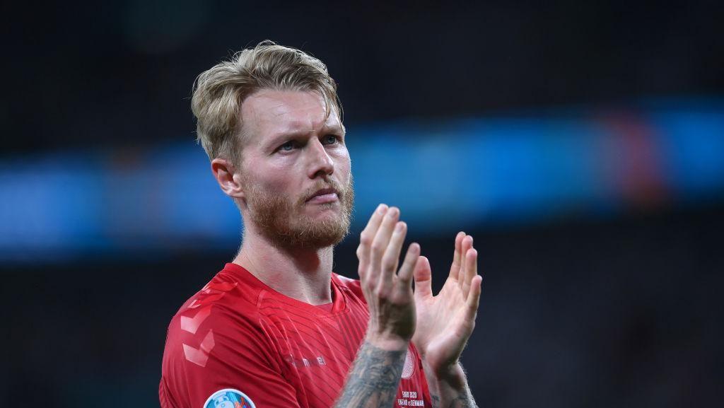 Selamatkan Nyawa Eriksen, Simon Kjaer Diganjar Penghargaan dari UEFA