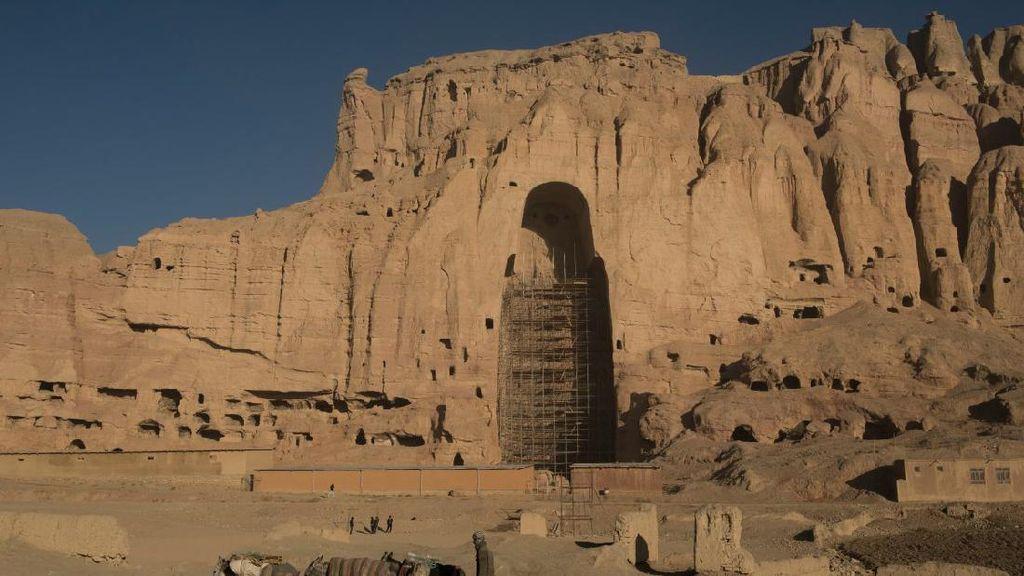 UNESCO Peringatkan Kerusakan Warisan Budaya Afghanistan