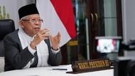 Imbauan Maruf Amin Usai Bali Diguncang Gempa M 4,8