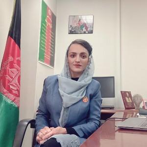 10 Foto Wali Kota Wanita Afghanistan yang Menangis Melarikan Diri ke Jerman