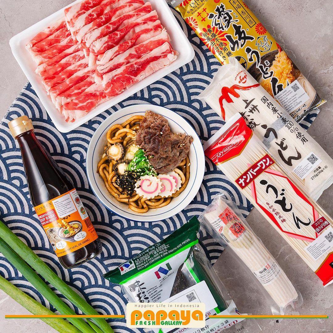 4 Supermarket Jepang Ini Jual Bumbu Masak Autentik hingga Seafood Jepang
