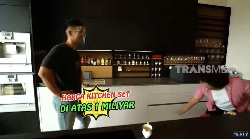Dapur Nikita Willy dan Indra Priawan Rp 1 Miliar, Ini Fasilitas Canggihnya!