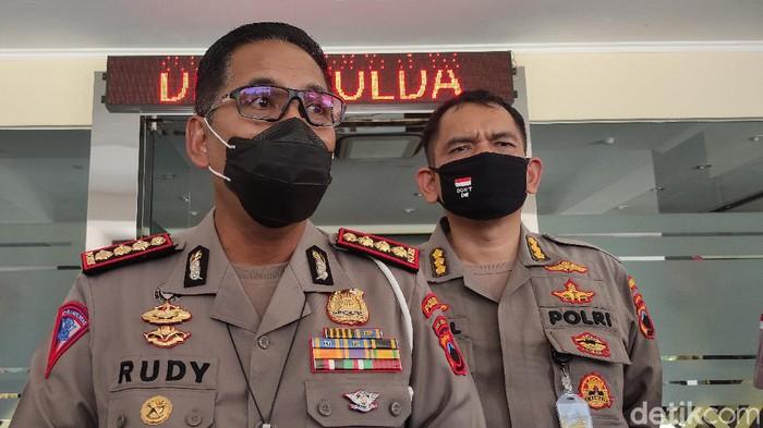 Dirlantas Polda Jateng Kombes M. Rudy Syafirudin
