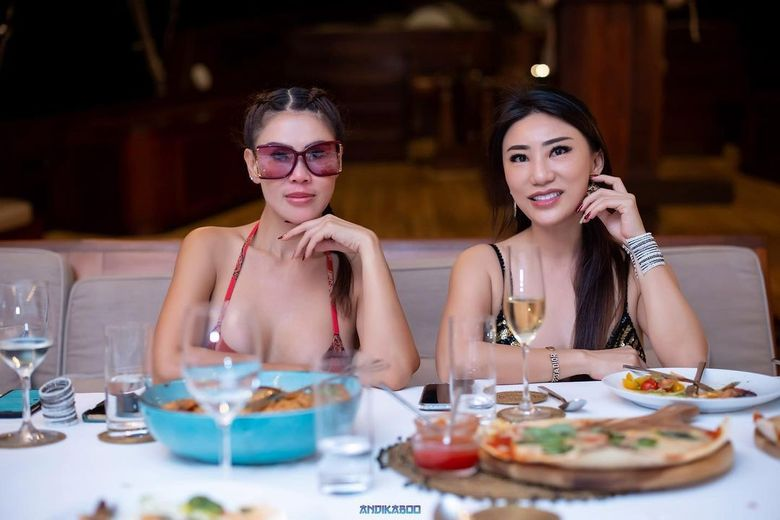 Mewahnya Gaya Helena Lim saat Ngopi di Paris hingga Barcelona
