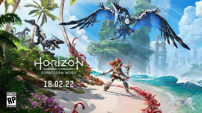 Horizon Forbidden West Resmi Diundur Perilisannya Hingga 2022