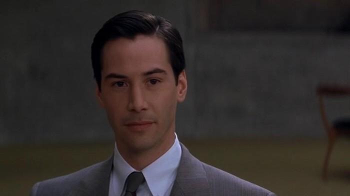 Penampilan Keanu Reeves di berbagai film.