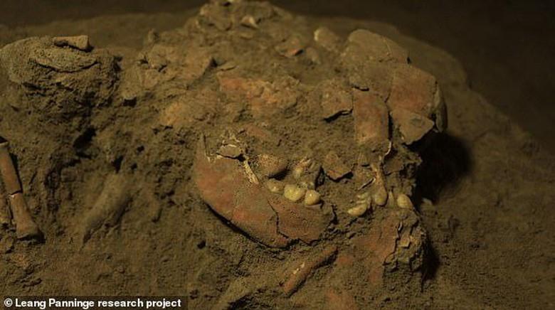 Manusia kuno Sulawesi