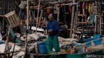 Potret Kemiskinan Nelayan di Dadap Tanggerang