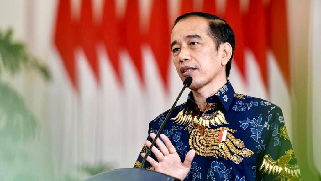 Jokowi Resmikan Bendungan Way Sekampung di Lampung