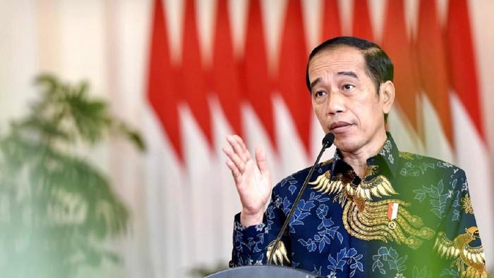 Presiden Jokowi (Foto: Rusman - Sekretariat Presiden)