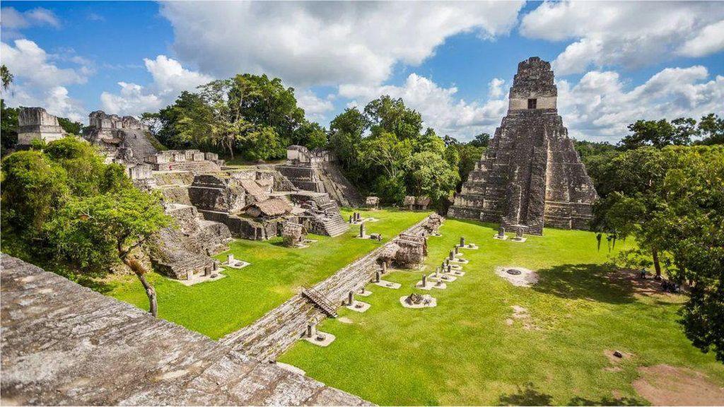 Rahasia Peradaban Maya Bertahan di Kondisi Ekstrem Selama Ribuan Tahun