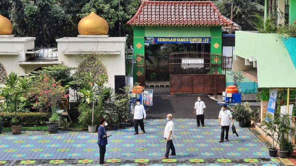 Sekolah Tatap Muka Bakal Digelar, SMAN 8 Jakarta Siapkan Tiga Hal Ini