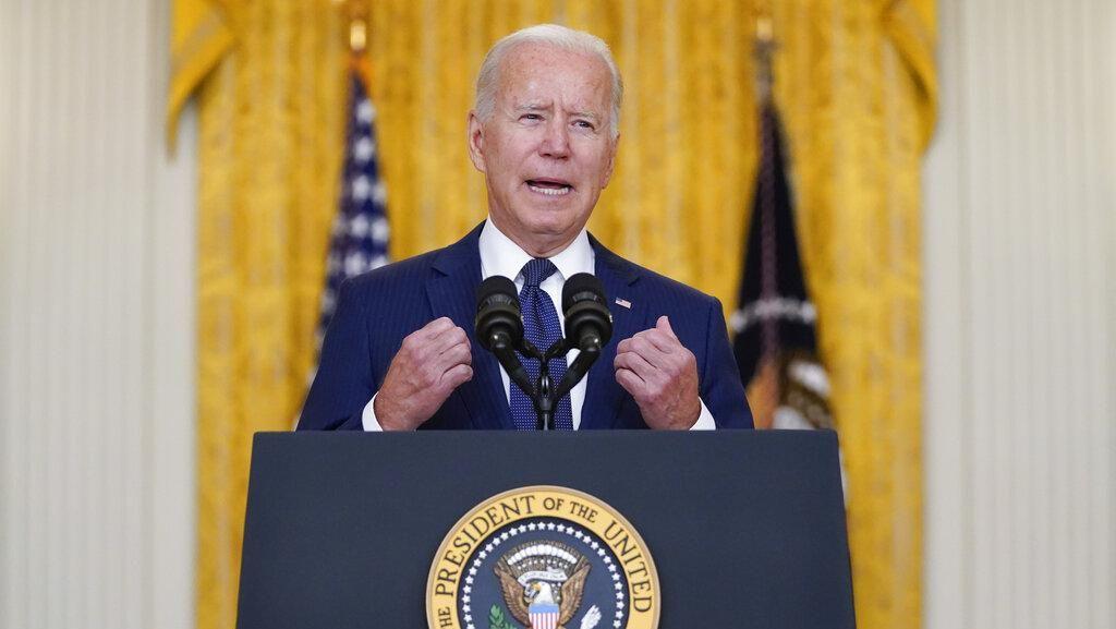 Joe Biden Ancam ISIS Usai Bom Bunuh Diri di Bandara Kabul