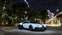 Bukan buat Kaum Mendang-mending, Sekali Ganti Oli Bugatti Chiron Setara Innova Baru