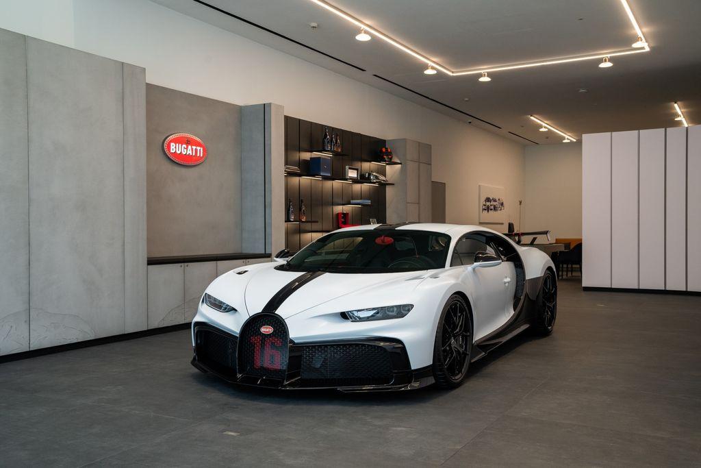 Bugatti di Singapura
