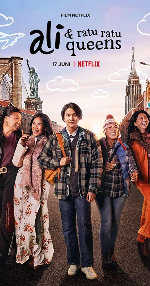 Film Komedi di Netflix