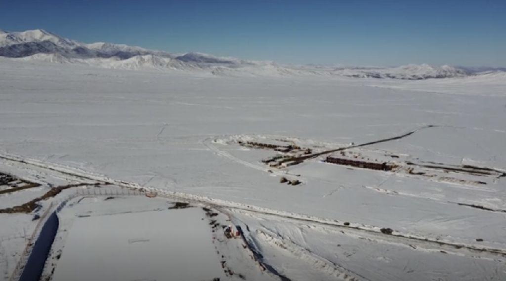 Fenomena Tak Biasa, Gurun Terkering di Dunia Memutih karena Salju
