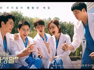Hospital Playlist 2 Episode 10 Bikin Ngakak, Ada Cameo Produser Na Young-seok